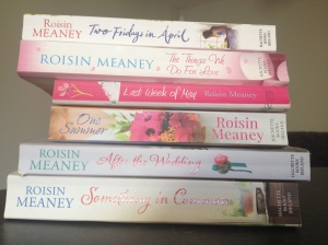 Some of my collection of Roisin Meaneys